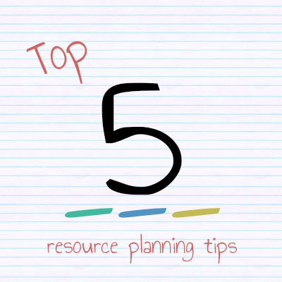 resource_planning_tips