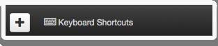 keyboard_shortcut