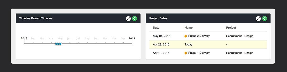 dashboard-pro-timeline