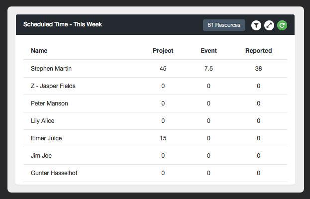 schedule-widget