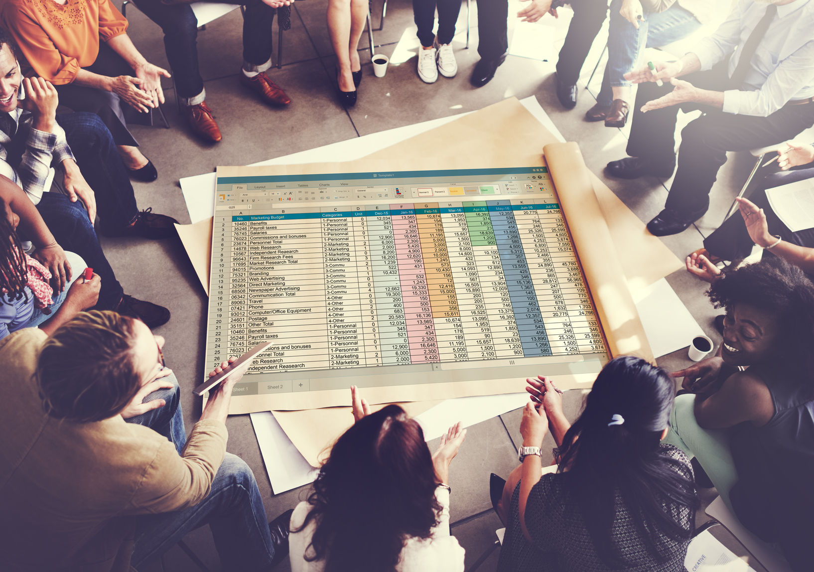 Are you still using Spreadsheets to Manage your team?
