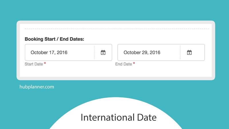 Date Format Update