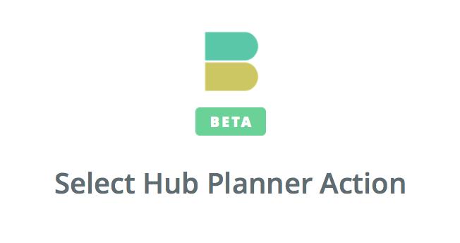 Hub Planner - Zapier