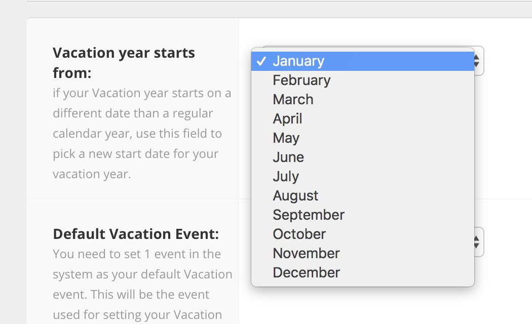 vacation calendar feature enhancement hub planner