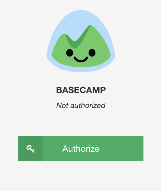 Hub Planner Feature Basecamp Integrations