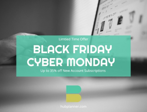 Exclusive Black Friday & Cyber Monday Software Offers for the Project Management Industry.