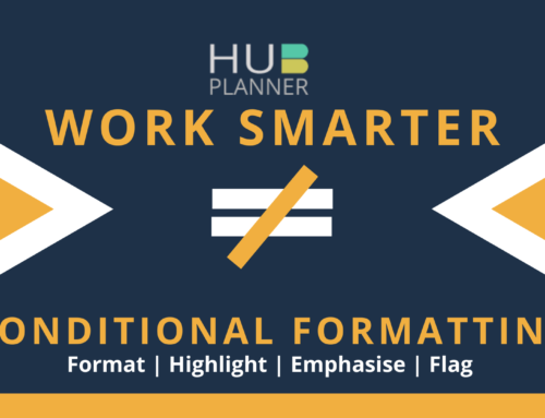 Work Smarter with Conditional Formatting Reports