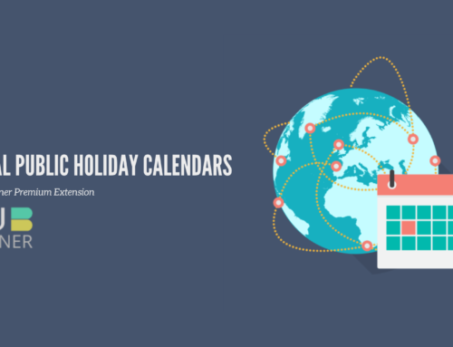 New Extension to Manage Public Holidays for Global Teams Released to Hub Planner